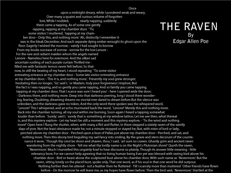 The_Raven_by_Edgar_Allen_Poe